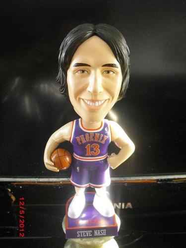 Steve Nash Bobble Head