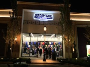 The Village at Meridian opened in October 2013 and Pro Image Sports was one of the first tenants to open in the first outdoor shopping malls in the broader Boise region.