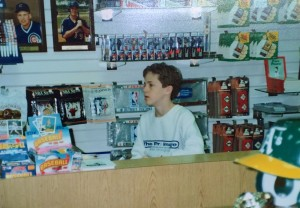 Though only 12-years old when he began working at the store, Travis always knew he would one day like to own the stores himself.