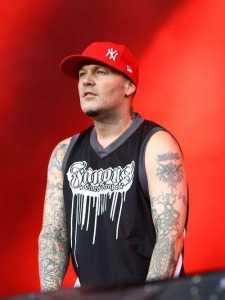Limp Bizkit lead singer Fred Durst requested a hat with the team logo small and off-centered.