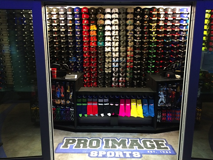 Pro Image Sports on the Strip