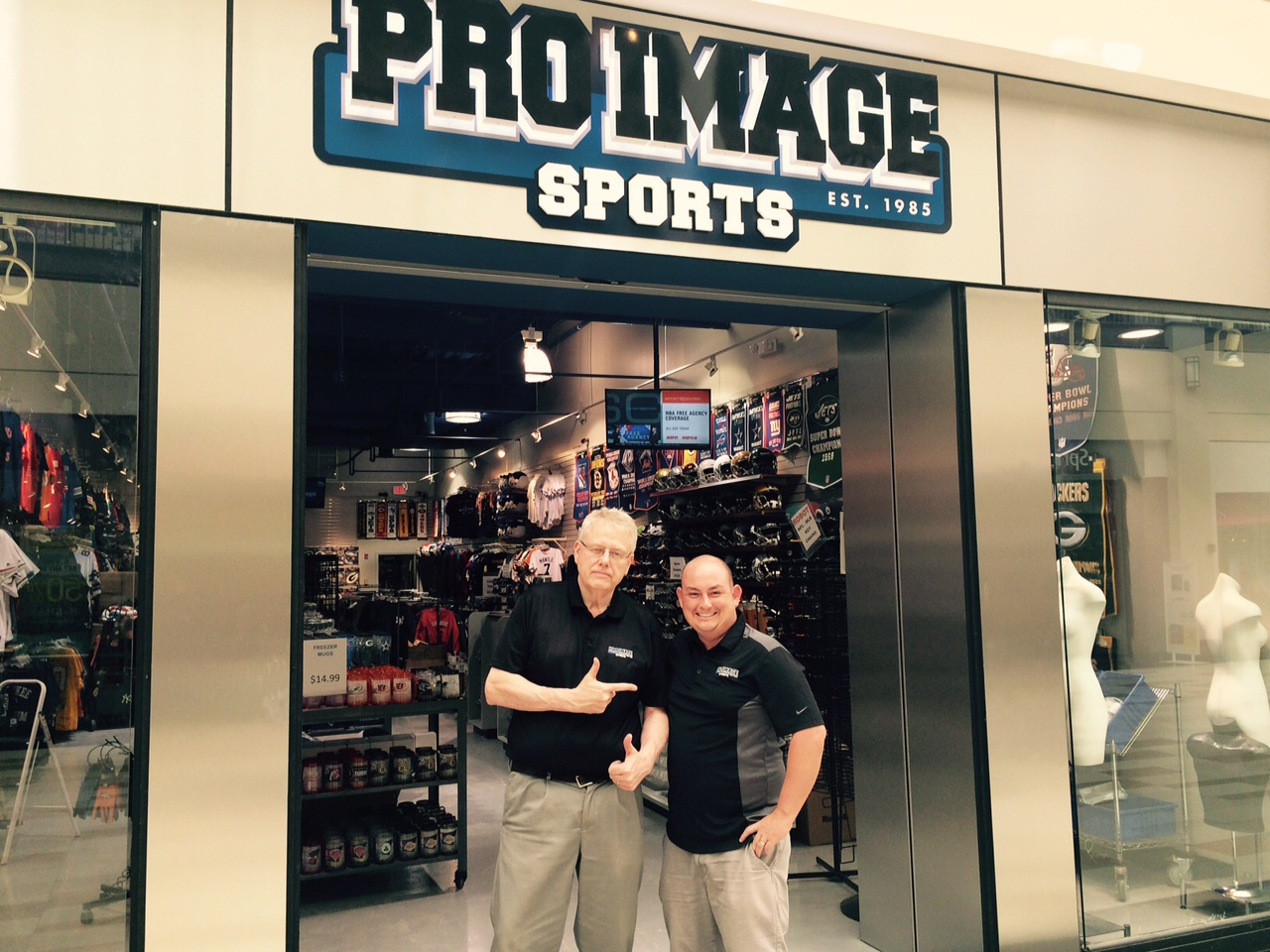 Longtime NY Store Owner Re-brands as Pro Image Sports