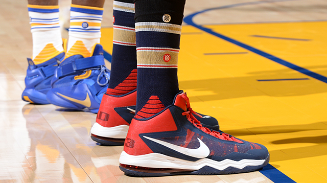 How Stance Took Socks From Start-Up To NBA Floors