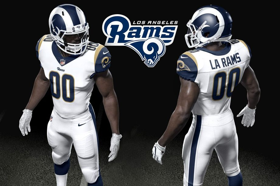 L.A. Rams Unveiled New Digs, Ya Dig?