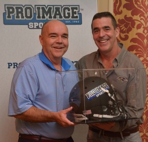 Tyson is Pro Image Sports 2013 Franchisee of the Year
