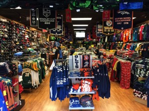A recent picture of the sales floor at the Pro Image Sports in Boise Towne Square, which has been in the Top 5 in sales in the country each of the past five years.