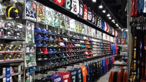 No need to wonder where to go for your jerseys and hats, Pro Image Sports has you covered.