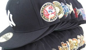 With 27 World Series titles in franchise history, the Yankees are the most successful organization in American professional sports.  And New Era has been there with a specific World Series patch for each hat commemorating the year the title was won in.
