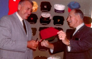 New Era has always had a strong relationship with Major League Baseball.