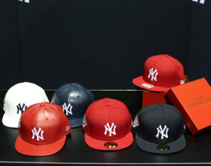 The entire collection from New Era's recently released Heritage Series.