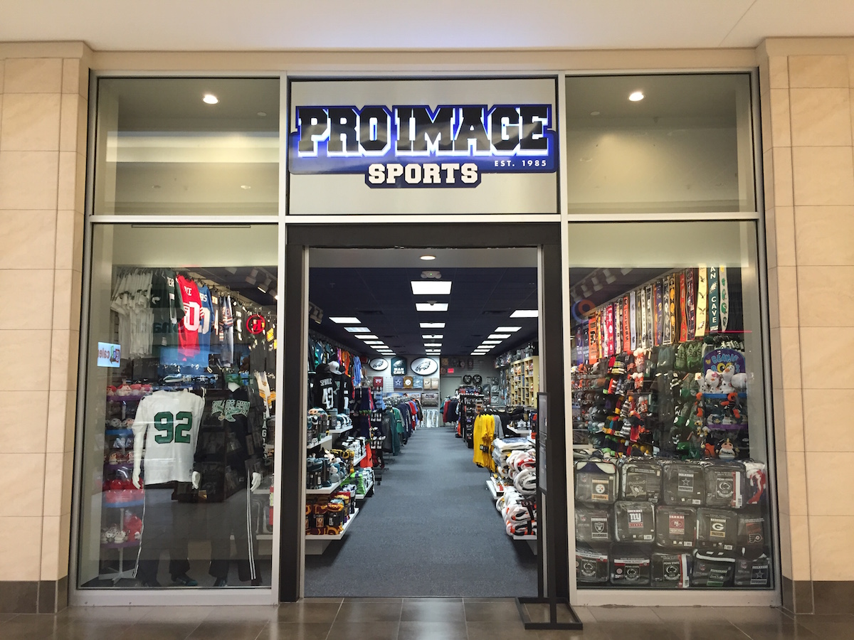 Grand Opening of Pro Image Sports In Park City Center