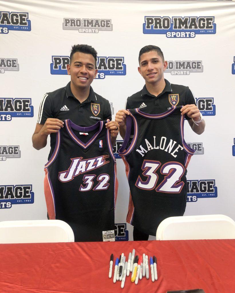 Real Salt Lake's Jefferson Savarino and Sebastian Saucedo Meet ...