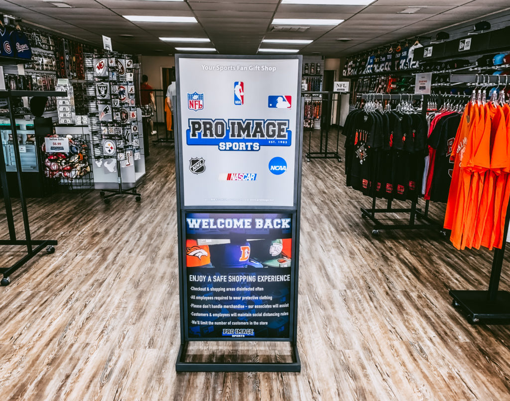 Pro Image Sports to Open Majority of its Locations by Aug. 1